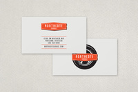 Automotive Repair Service Business Card Template