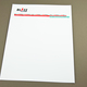 Bike Rental Letterhead Template