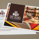 Independent Bookstore Postcard Template