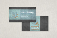 Tea Shop Business Card Template