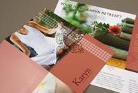 Wellness Center Brochure Template