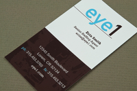 Employment Agency Business Card Template