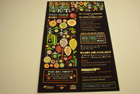 Graphic Farmer's Market Flyer Template