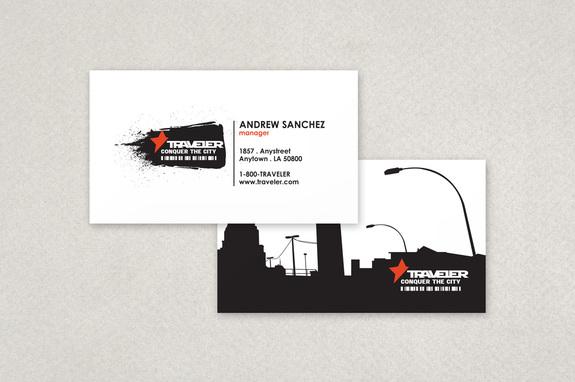 Urban bike shop business card template inkd urban bike shop business card template colourmoves