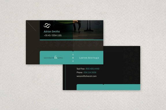 Classy law firm business card template inkd classy law firm business card template colourmoves