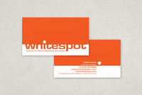Home and Office Cleaning Business Card Template