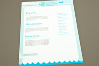 Illustrative Water Utilities Datasheet Template