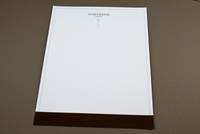 Minimalist Community Church Letterhead Template