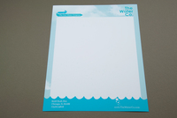 Illustrative Water Utilities Letterhead Template