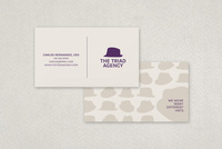 Multifunction Agency Business Card Template