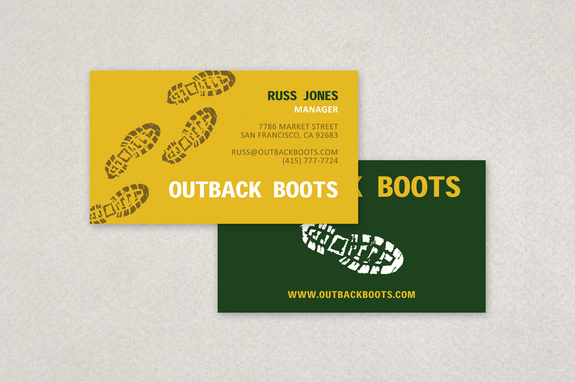 Rugged outdoor business card template inkd rugged outdoor business card template wajeb Images