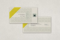 General Corporate Business Card Template