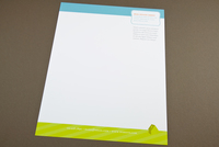 Graphic Real Estate Letterhead Template