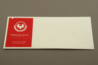 Professional Law Firm Envelope Template