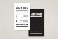 Modern Versatile Business Card Template
