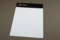 Contemporary Technology Letterhead  Template