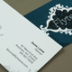 Restaurant and Lounge Business Card Template