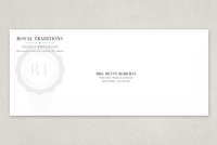Quality Seal Envelope Template