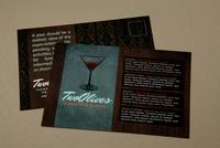 Event Planner Postcard Template