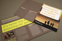 Retirement Planning Brochure Template