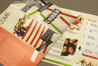 Afterschool Community Brochure Template