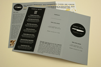 Personal Chef Service Brochure Template