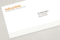 Vintage Repair Shop Envelope Template