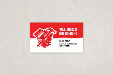 Home Improvement & Repair Business Card Template | Inkd