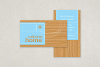 Home Repair Business Card Template