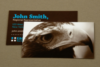 Security Service Business Card Template