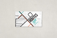 Skateboard Company Business Card Template