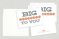Fun Retro Congratulations Greeting Card Template