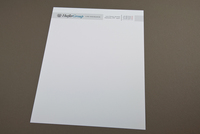 Corporate Insurance Letterhead  Template
