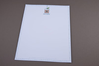 Tea Shop Letterhead  Template