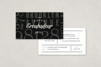 Dynamic Hotel Business Card Template