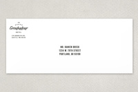 Dynamic Hotel Envelope Template