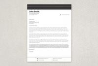 Minimalist Letterhead Template