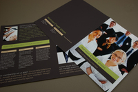 Credit Union Brochure Template