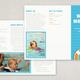 Swimming Pool Brochure Template
