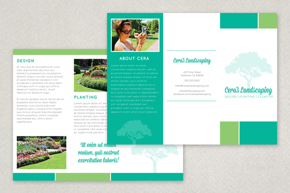 Free Brochure Template Free Brochure Templates Design Sample Inkd - Free brochures template