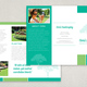 Modern Landscaping Brochure Template