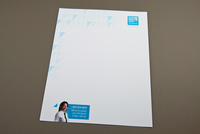 Family Insurance Letterhead  Template