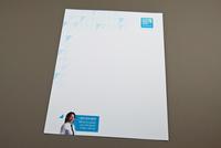 Family Insurance Letterhead  Template
