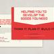 Unique Bold Business Postcard Template