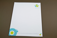 Children's Daycare Letterhead Template