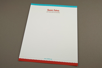 Fabric Shop Letterhead Template