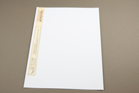Local Bookstore Letterhead Template