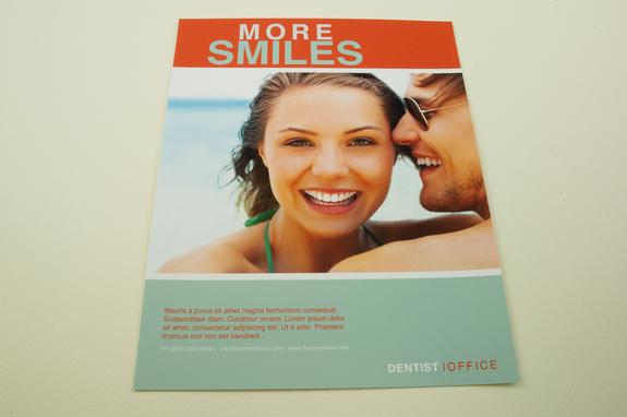 Family Dentistry Flyer Template | Inkd