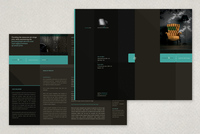Classy Law Firm Brochure Template