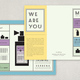 Custom Skin Care Brochure Template